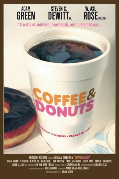 Caratula, cartel, poster o portada de Coffee & Donuts