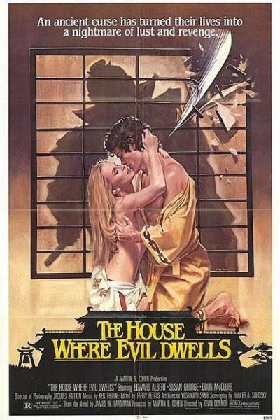 Caratula, cartel, poster o portada de La casa donde habita el diablo
