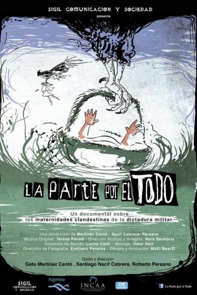 Caratula, cartel, poster o portada de La parte por el todo