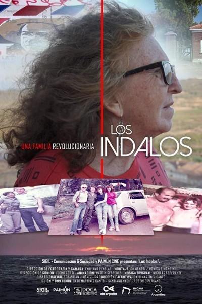 Caratula, cartel, poster o portada de Los índalos