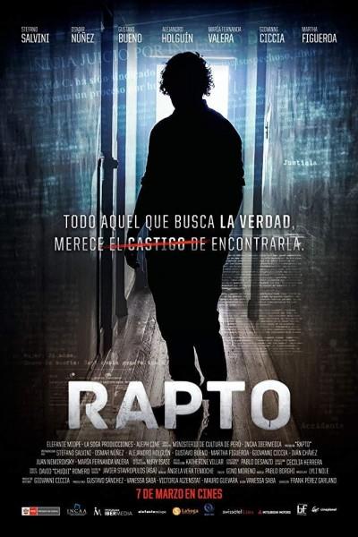 Caratula, cartel, poster o portada de Rapto