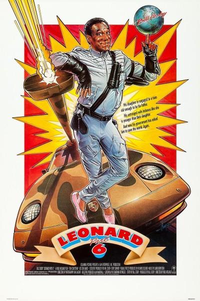 Caratula, cartel, poster o portada de Leonard Part 6