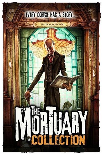 Caratula, cartel, poster o portada de The Mortuary Collection