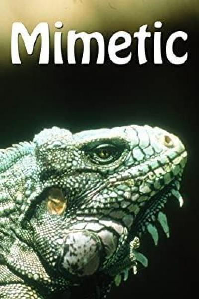 Caratula, cartel, poster o portada de Mimetic