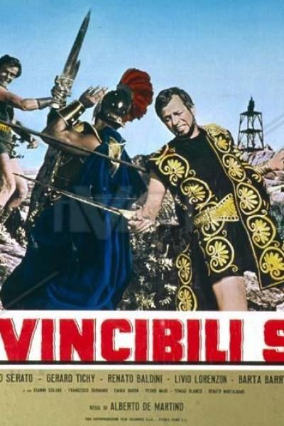 Caratula, cartel, poster o portada de Los invencibles