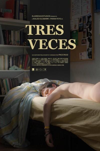 Caratula, cartel, poster o portada de Tres veces