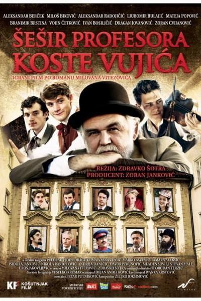 Caratula, cartel, poster o portada de Professor Kosta Vujic\'s Hat