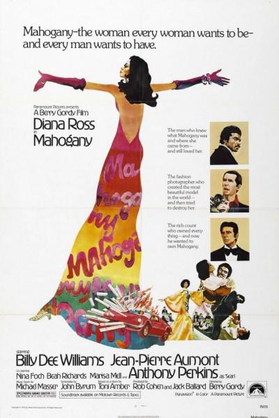 Caratula, cartel, poster o portada de Mahogany, piel caoba