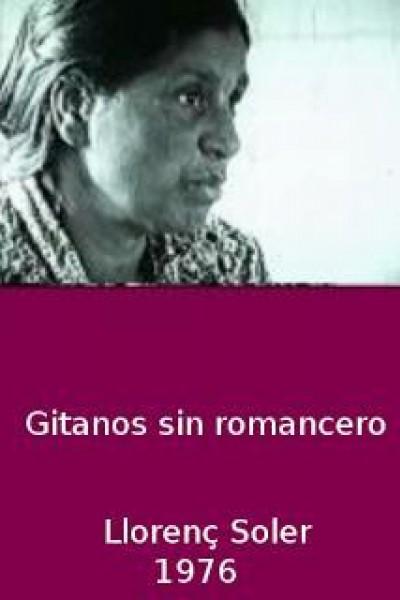 Caratula, cartel, poster o portada de Gitanos sin romancero