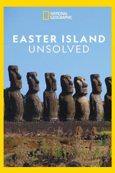 Caratula, cartel, poster o portada de La Isla de Pascua al descubierto