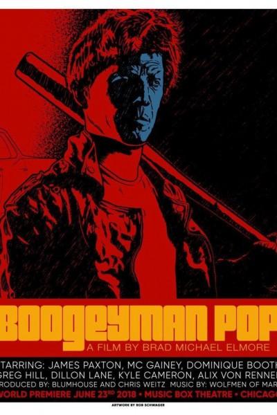 Caratula, cartel, poster o portada de Boogeyman Pop