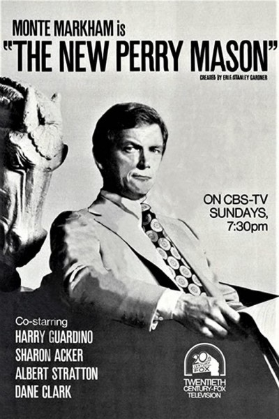 Caratula, cartel, poster o portada de The New Perry Mason