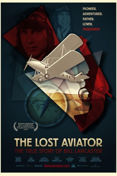 Caratula, cartel, poster o portada de The Lost Aviator