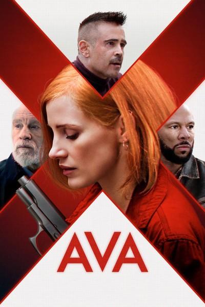 Caratula, cartel, poster o portada de Ava