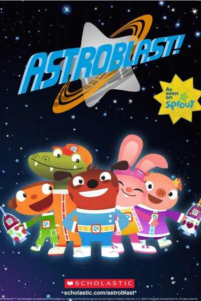 Caratula, cartel, poster o portada de Astroblast!