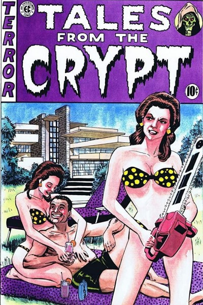 Caratula, cartel, poster o portada de Historias de la cripta: Doble personalidad (Ep)