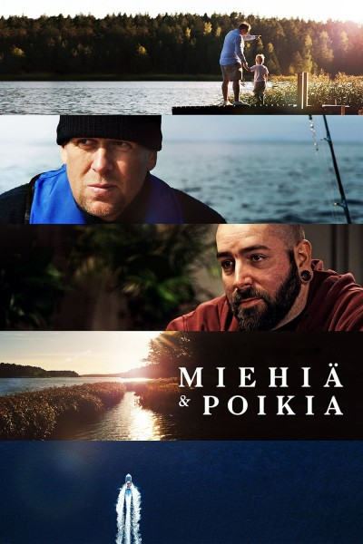 Caratula, cartel, poster o portada de Miehiä ja poikia