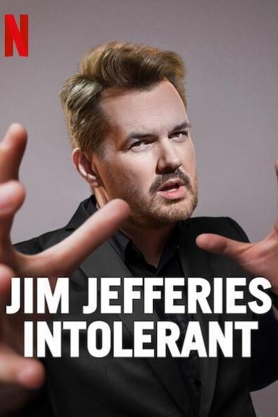 Caratula, cartel, poster o portada de Jim Jefferies: Intolerant