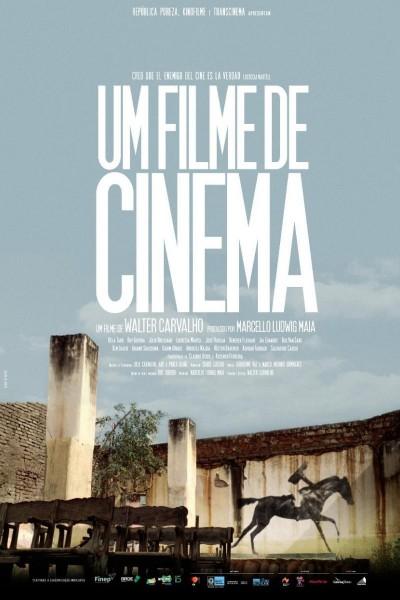 Caratula, cartel, poster o portada de Um Filme de Cinema