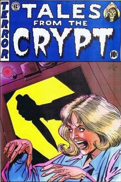 Caratula, cartel, poster o portada de Historias de la cripta: Loco asesino anda suelto (Ep)