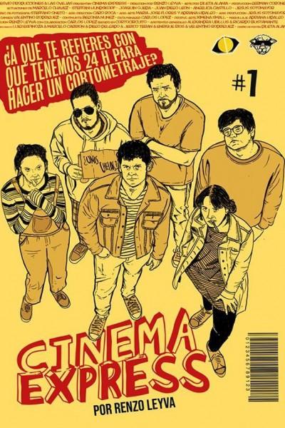 Caratula, cartel, poster o portada de Cinema Express