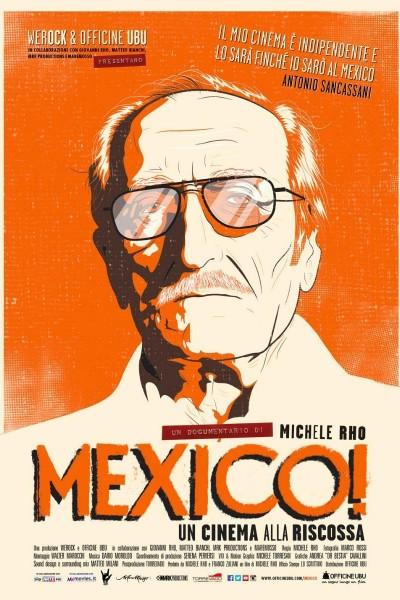 Caratula, cartel, poster o portada de Mexico! Un cinema alla riscossa