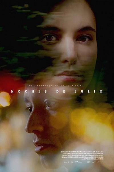 Caratula, cartel, poster o portada de Noches de Julio