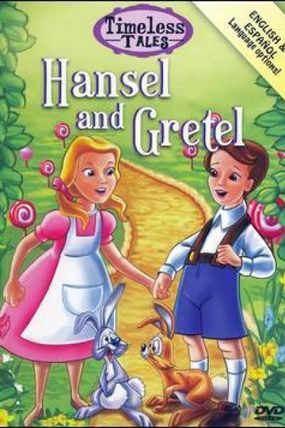 Caratula, cartel, poster o portada de Hansel y Gretel