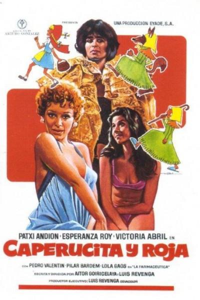 Caratula, cartel, poster o portada de Caperucita y Roja