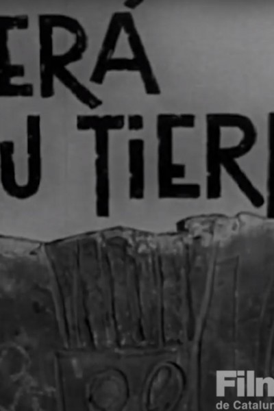 Caratula, cartel, poster o portada de Será tu tierra