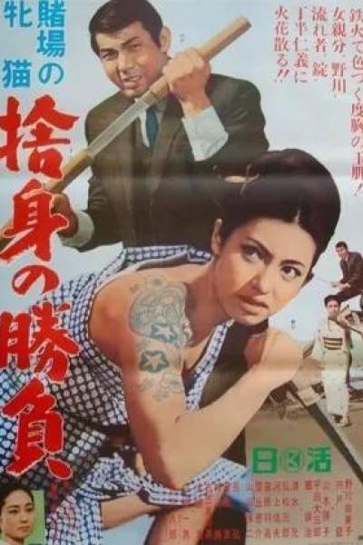 Caratula, cartel, poster o portada de Cat Girls Gamblers: Abandoned Fangs of Triumph