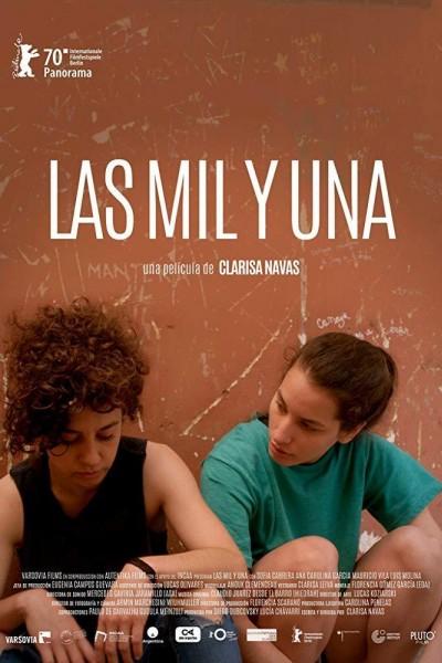Caratula, cartel, poster o portada de Las mil y una