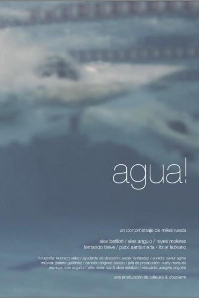 Caratula, cartel, poster o portada de Agua!