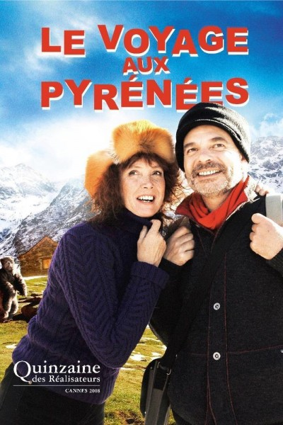Caratula, cartel, poster o portada de Le voyage aux Pyrénées