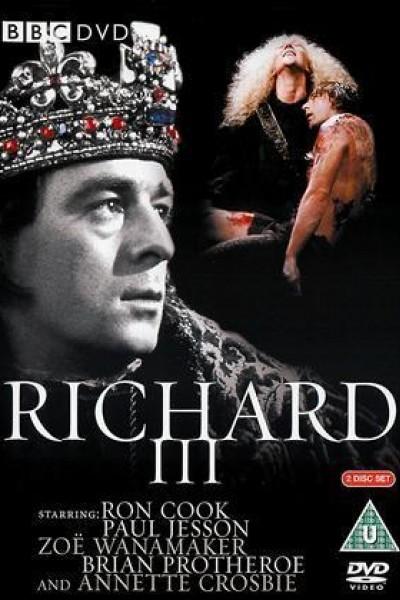 Caratula, cartel, poster o portada de Ricardo III