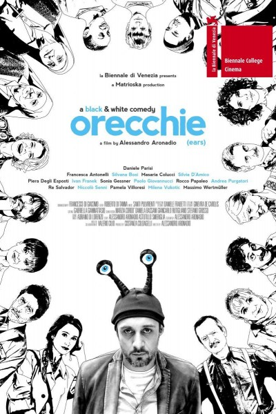 Caratula, cartel, poster o portada de Orecchie