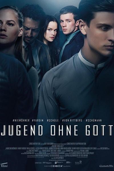 Caratula, cartel, poster o portada de Jugend ohne Gott
