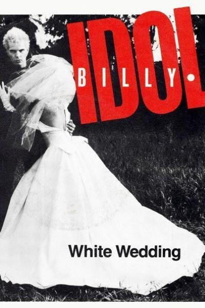 Caratula, cartel, poster o portada de Billy Idol: White Wedding (Vídeo musical)
