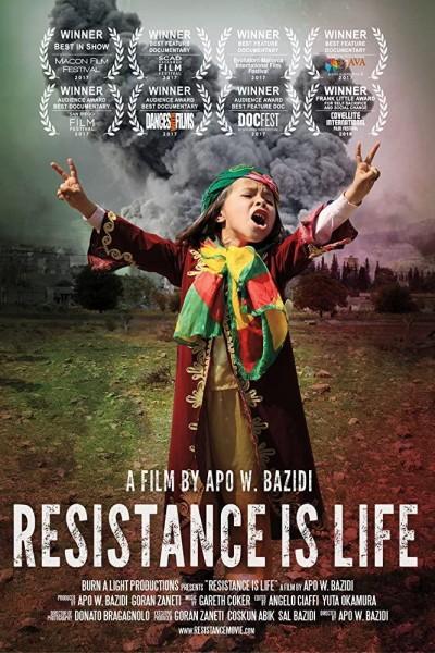 Caratula, cartel, poster o portada de Resistir es vivir