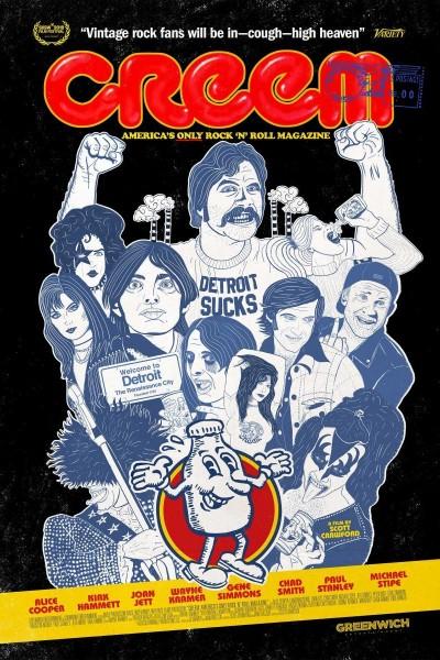 Caratula, cartel, poster o portada de Boy Howdy: The Story of Creem Magazine