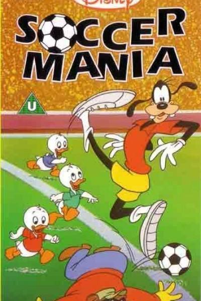 Caratula, cartel, poster o portada de Superstar Goofy y la fiebre del fútbol