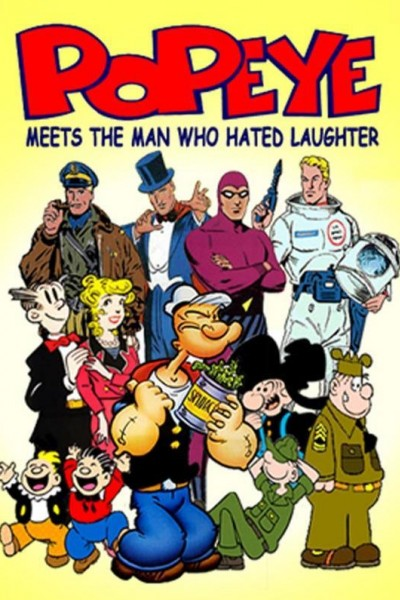 Caratula, cartel, poster o portada de Popeye Meets the Man Who Hated Laughter