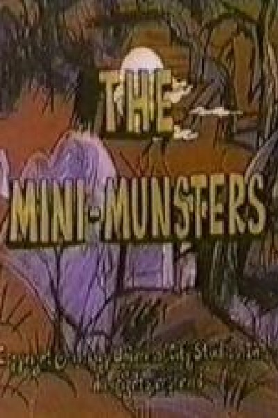 Caratula, cartel, poster o portada de The Mini-Munsters