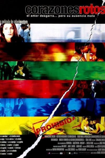 Caratula, cartel, poster o portada de Corazones rotos