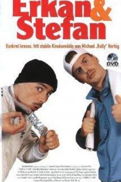 Caratula, cartel, poster o portada de Erkan & Stefan