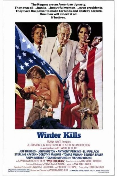 Caratula, cartel, poster o portada de Muertes de invierno