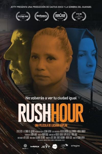 Caratula, cartel, poster o portada de Rush Hour