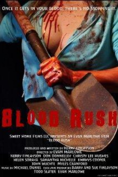 Caratula, cartel, poster o portada de Blood Rush