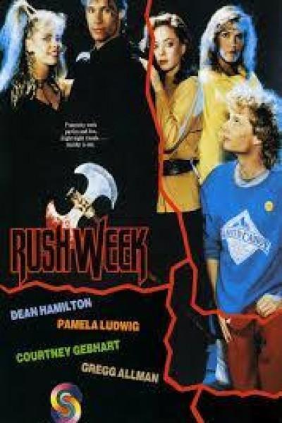 Caratula, cartel, poster o portada de Rush Week