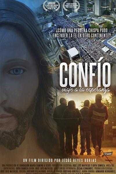 Caratula, cartel, poster o portada de Confío, un viaje a la esperanza